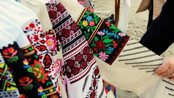 День вишиванки 2017  в Україні