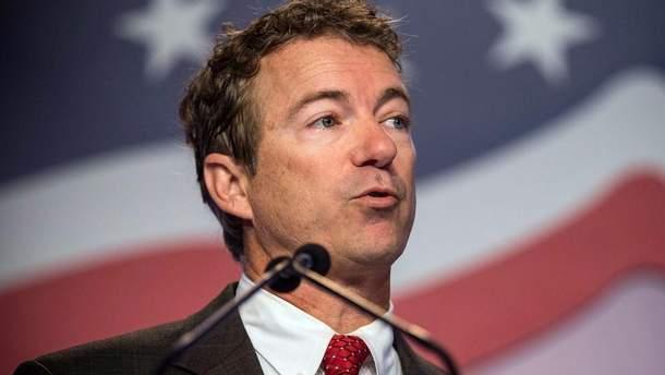 Сенатор-республиканец Рэнд Пол