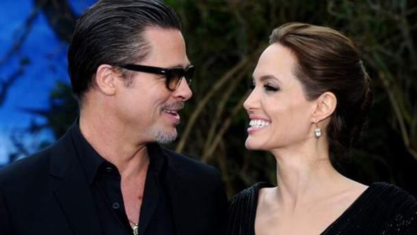 Анджеліна Джолі і Бред Пітт  знову разом?