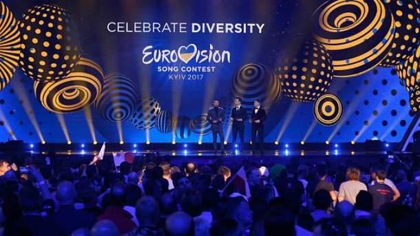 Стало известно, сколько стоила безопасность Евровидения-2017