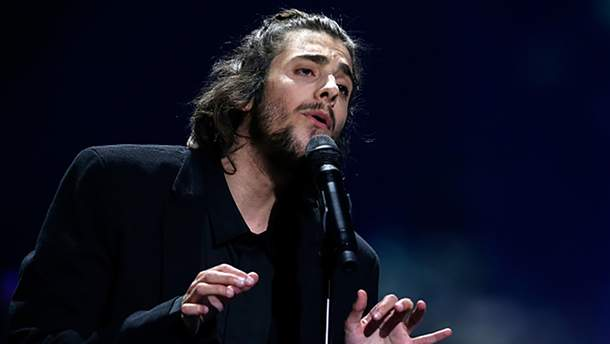 Євробачення-2017: переможець  Сальвадор Собрал