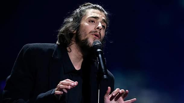 Евровидение-2017: победитель Сальвадор Собрал