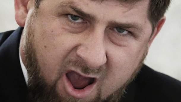 Кадырова разозлили