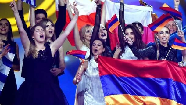 Учасники Євробачення-2017