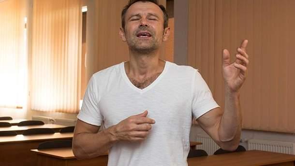 Святослав Вакарчук поражен выступлением Сальвадора Собрала на Евровидении 2017