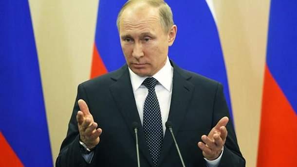 Путин радуется, что на Евровидении-2017 не выступила Россия