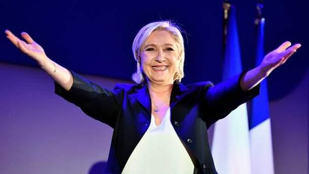 Марин Ле Пен возвращается в кресло председателя