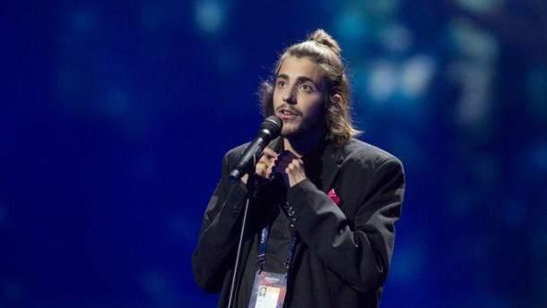 Победитель Евровидения-2017 Сальвадор Собрал