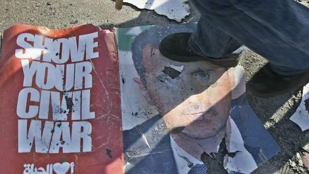Приспешники Асада возвели крематорий
