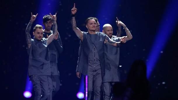 Виступ O.Torvald у фіналі Євробачення-2017