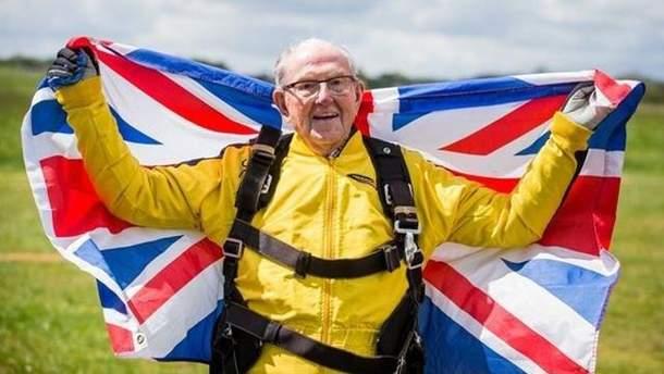 101-річний Вердун Хайес