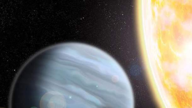 Астрономи відкрили гігантську планету з дуже легкою масою