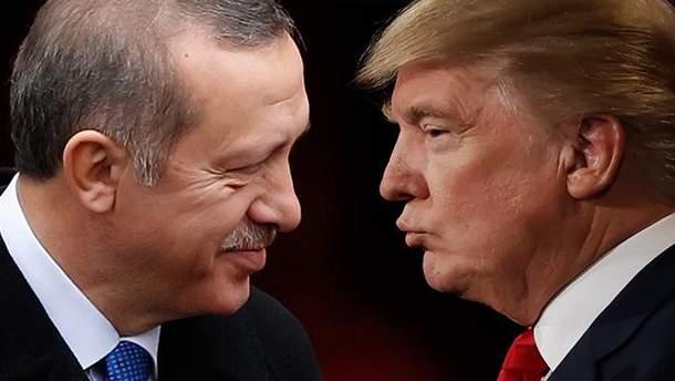 Трамп делает США похожими на Турцию