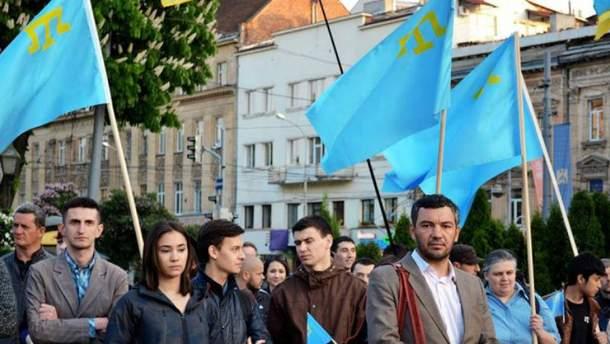 Во Львове почтили память жертв депортации