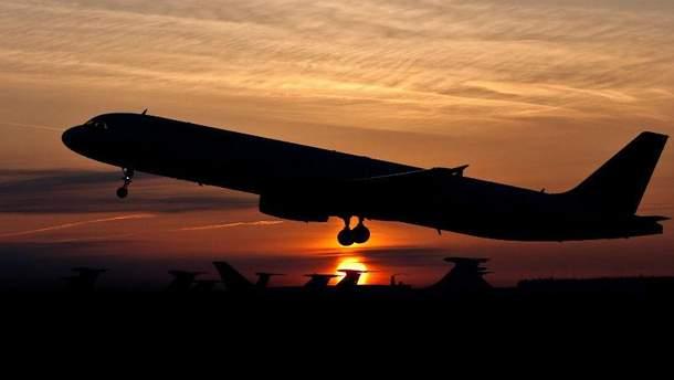 Компании, которым запрещено летать в ЕС