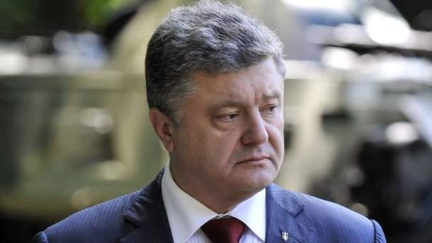 Порошенко запретил российские сайты в Украине