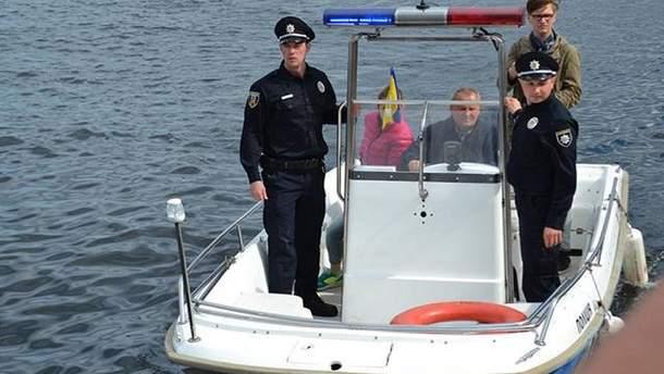 Річкова поліція невдовзі розпочне свою роботу в Україні