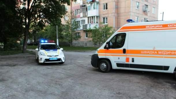 В результате взрыва в Кропивницком пострадал оперуполномоченный СИЗО