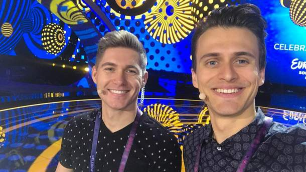 Владимир Остапчук и Александр Скичко