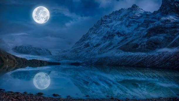 В ядре Луны может быть вода