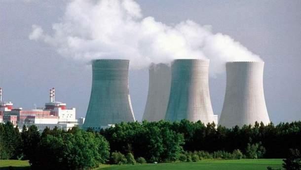 Атомні електростанції в Швейцарії