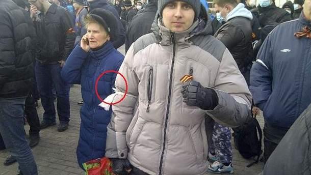 Волонтери надали чергові докази перебування на Донбасі російських військових
