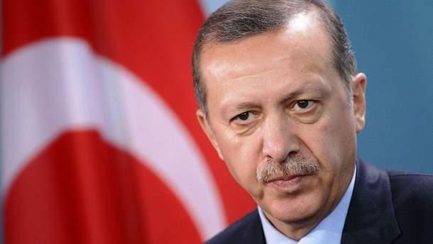 Эрдоган хочет