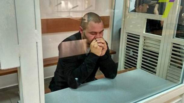 Таксист, підозрюваний у вбивстві студентки в Одесі, зізнався у ще одному вбивстві