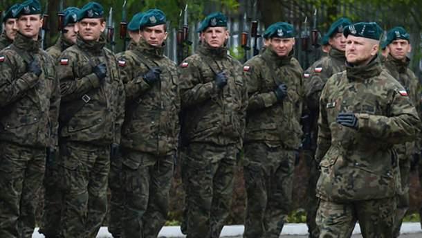 Польские военные