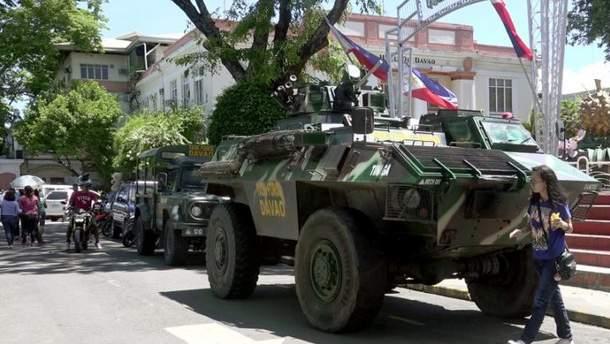 Військові на Філіппінах