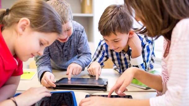 Большая половина британских детей хочет работать в видеосфере