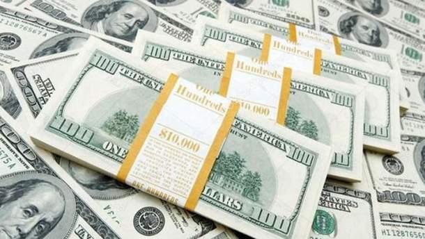 Валютні резерви