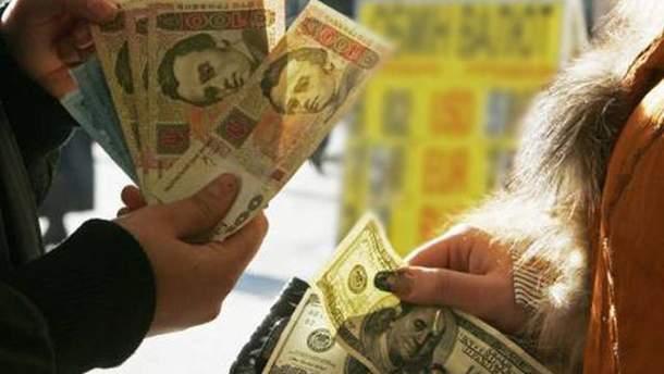 Долар втратив ще одну копійку