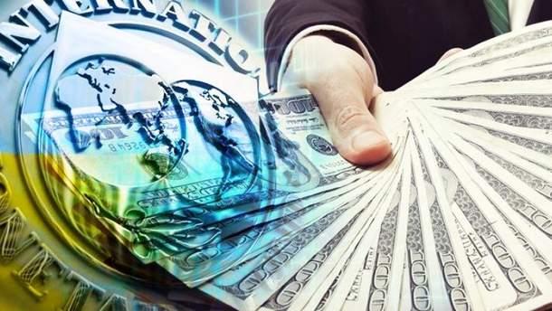 Україна до кінця 2017 року може отримати  4,5 мільярда доларів