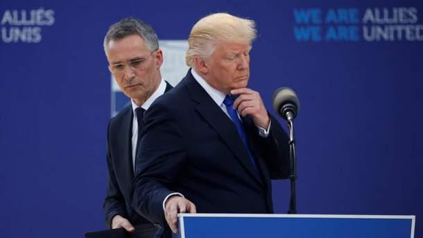 Трампу выгодно членство НАТО в коалции против
