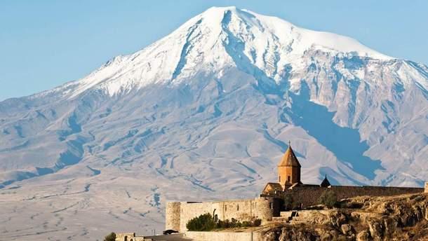 Вчені знайшли Ноїв ковчег на Арараті