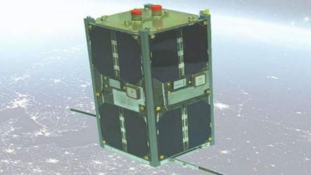 Украинский наноспутник PolyITAN-2