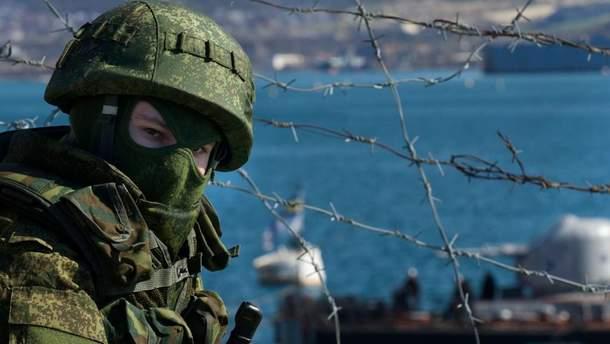 Окупанти наробили немало лиха в Криму