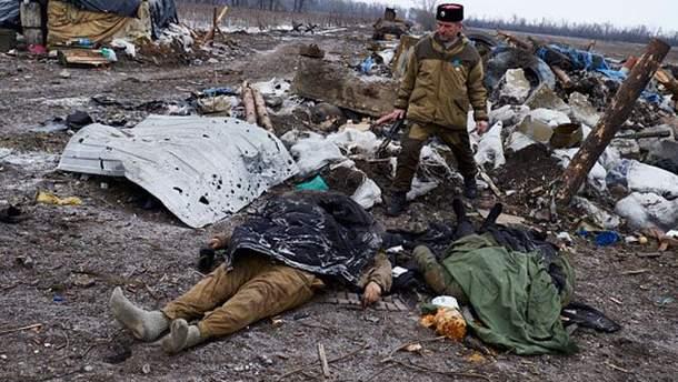Втрати бойовиків на Донбасі становлять десятки тисяч людей