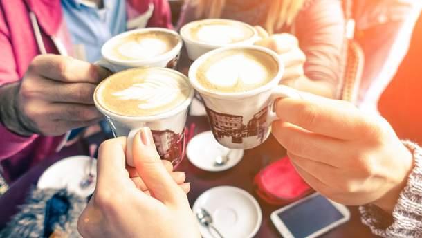 Кава може знизити ризик виникнення небезпечної хвороби