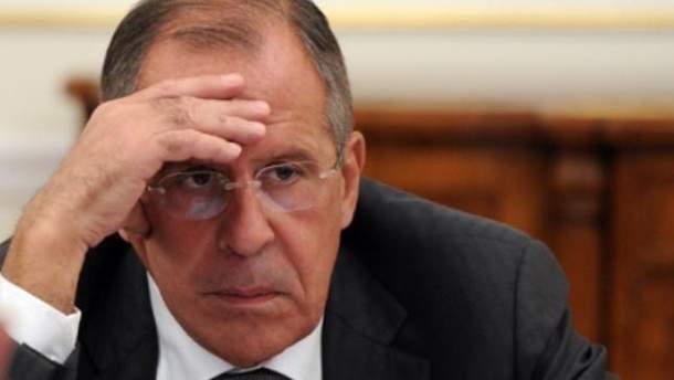 Сергій Лавров відповів на звинувачення Еммануеля Макрона російських ЗМІ у брехні