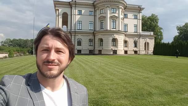 Сергей Притула в Батурине