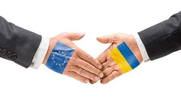 Соглашение об ассоциации Украина-ЕС
