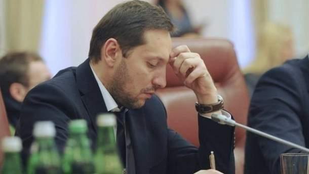 Юрій Стець подав у відставку
