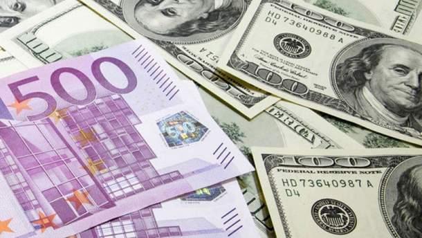 Наличный курс валют 1 июня в Украине