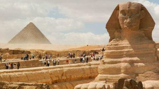 Єгипет введе електронні візи