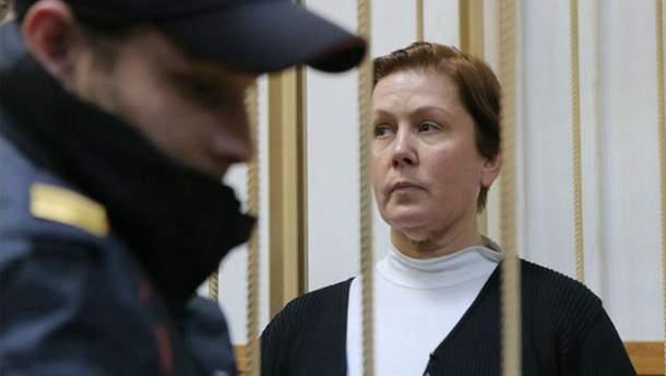 Суд над Наталією Шаріною
