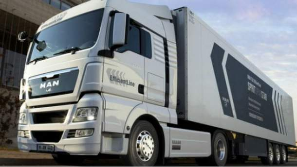 Рух вантажівок буде обмежений