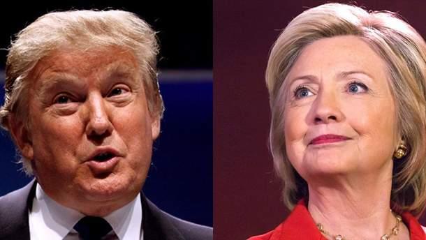 Між Клінотом і Трампом у Твіттері виникла кумедна суперечка