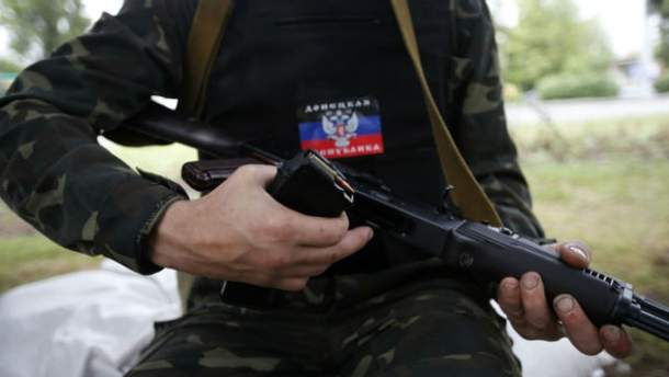 Терористи захопили будинок екс-нардепа